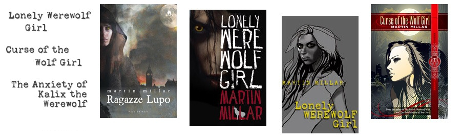 lonely werewolf girl covers