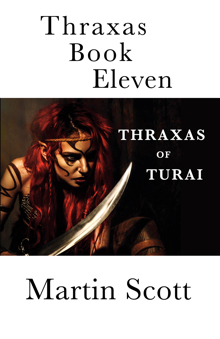Thraxas book eleven
